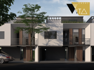 fachada casas vita